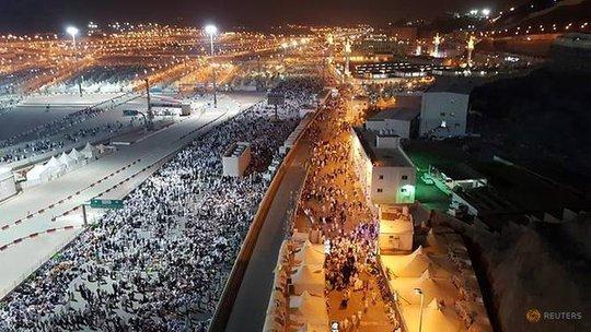 Ả Rập Saudi mở cửa lại biên giới với Qatar - Ảnh 2.