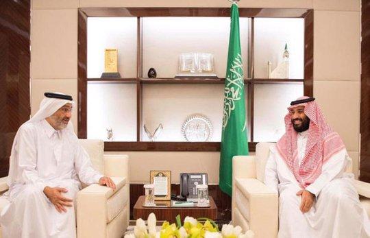 Ả Rập Saudi mở cửa lại biên giới với Qatar - Ảnh 1.
