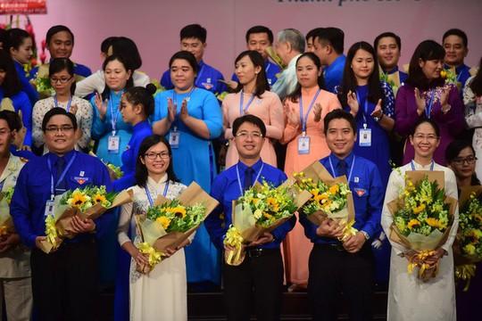 Ông Phạm Hồng Sơn tái đắc cử Bí thư Thành đoàn TP HCM - Ảnh 2.