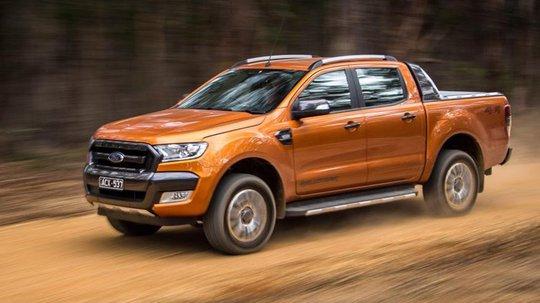 Ford Ranger đã chiếm ngôi vương của Toyota Vios - Ảnh 1.