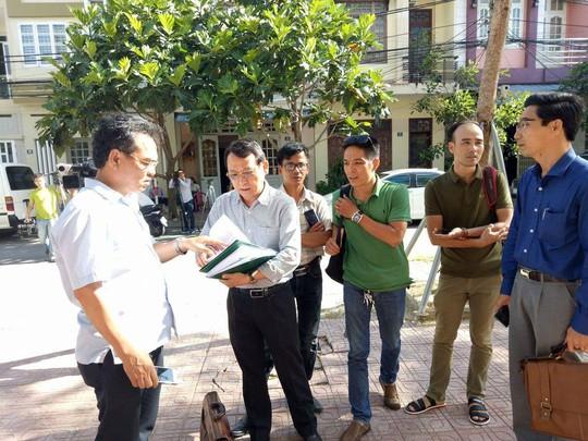 Báo chí bị cấm tham dự cuộc họp về Sơn Trà