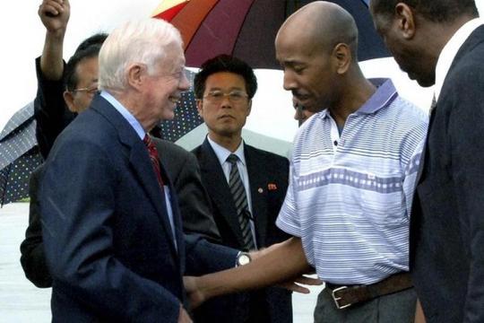 Ly kỳ chuyện giải cứu công dân Mỹ ở Triều Tiên - Ảnh 4.