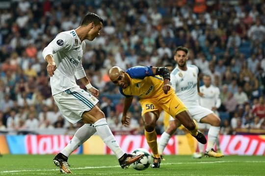 Real Madrid âu lo cúp châu Âu - Ảnh 1.