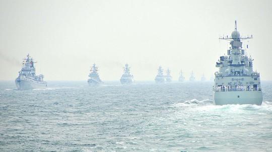 """Bắc Kinh liên tiếp tập trận hải quân để """"cảnh báo"""" Triều Tiên và Mỹ?"""