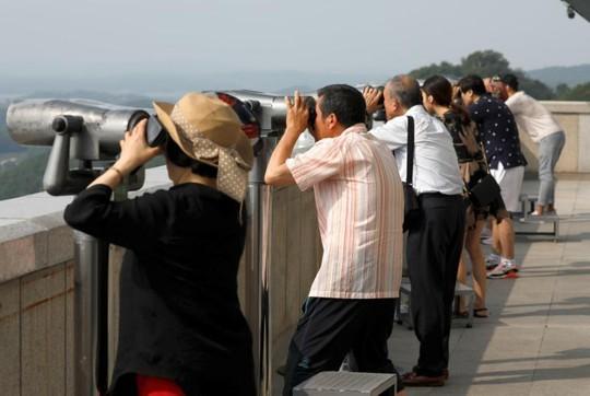 Biên giới liên Triều: Nơi cổ tích chiến thắng ác mộng - Ảnh 1.