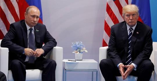 "Hai ông Donald Trump Vladimir Putin hết hẳn ""trăng mật""?"