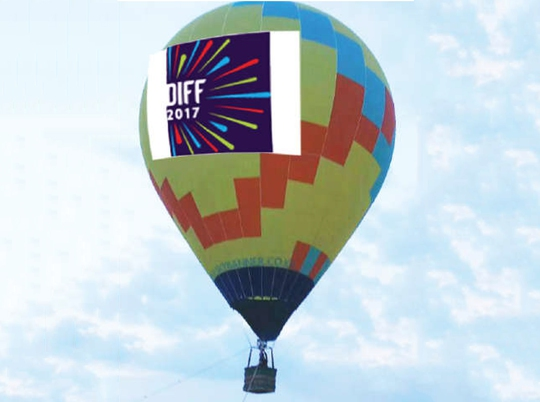 Khinh khí cầu sẽ bay trên bầu trời Đà Nẵng từ ngày 27-4