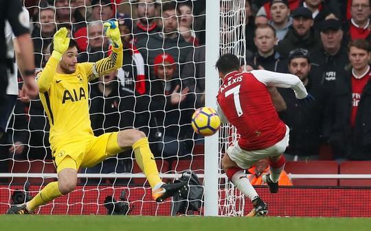 Tottenham gục ngã trước Arsenal - Ảnh 1.