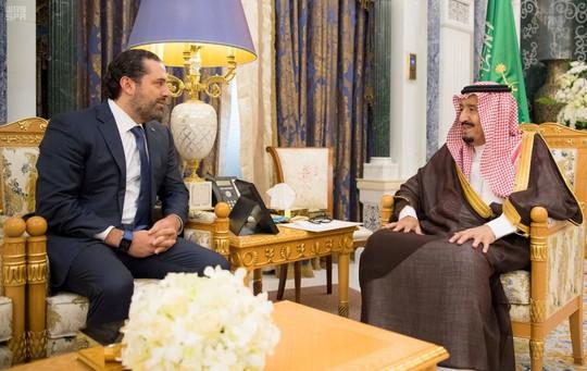 Ả Rập Saudi công khai đối đầu Iran - Ảnh 1.