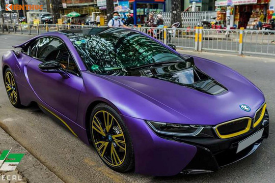 Thay đổi màu sơn ô tô cần những thủ tục gì? - Ảnh 1.