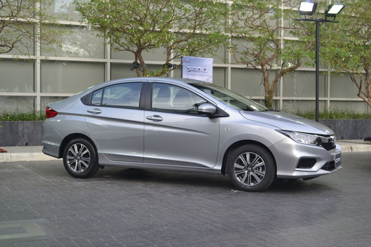 So sánh Honda City và Toyota Vios - Ảnh 4.