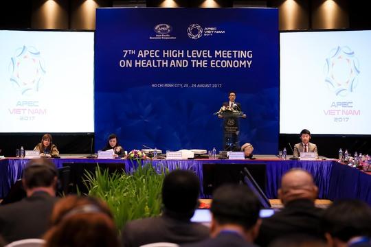 SOM 3 APEC: Giải bài toán già hóa dân số thần tốc của Việt Nam - Ảnh 2.