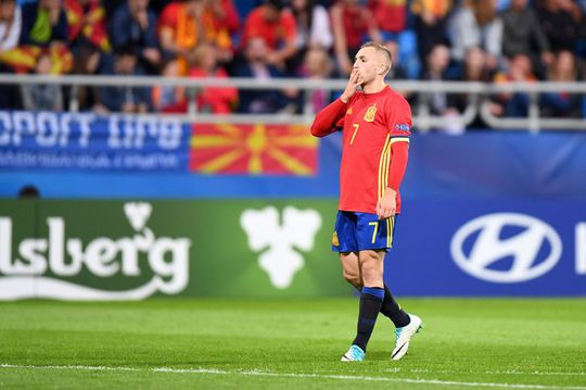 Barcelona mua lỗ Deulofeu từ Everton - Ảnh 1.
