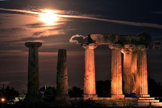 Siêu mặt trăng xuất hiện vào cuối tuần này - Ảnh 2.