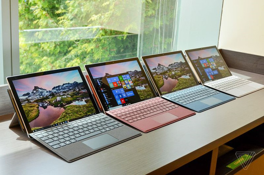 Microsoft tung Surface Pro mới giá 799 USD - Ảnh 4.