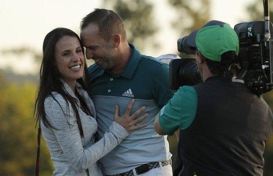 Garcia và vợ sắp cưới