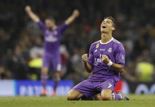 Chùm ảnh Real Madrid mừng chức vô địch châu Âu lần thứ 12 - Ảnh 1.