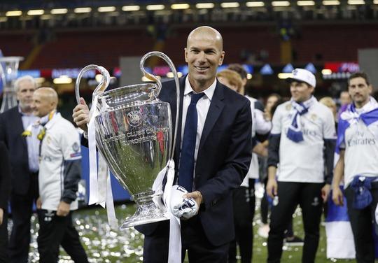 Chùm ảnh Real Madrid mừng chức vô địch châu Âu lần thứ 12 - Ảnh 9.