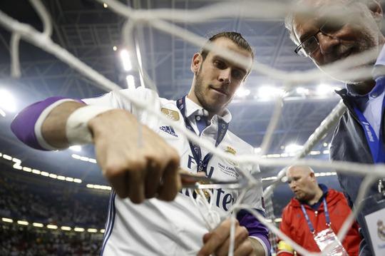 Chùm ảnh Real Madrid mừng chức vô địch châu Âu lần thứ 12 - Ảnh 8.