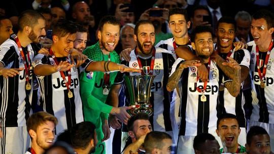 Đánh bại Lazio, Juventus vô địch Cúp nước Ý - Ảnh 7.