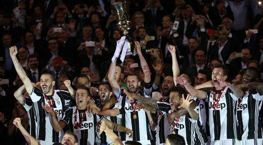 Đánh bại Lazio, Juventus vô địch Cúp nước Ý - Ảnh 5.