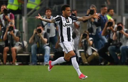 Đánh bại Lazio, Juventus vô địch Cúp nước Ý - Ảnh 1.