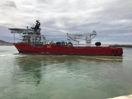Thời khắc nguy kịch cho tàu ngầm Argentina mất tích - Ảnh 4.