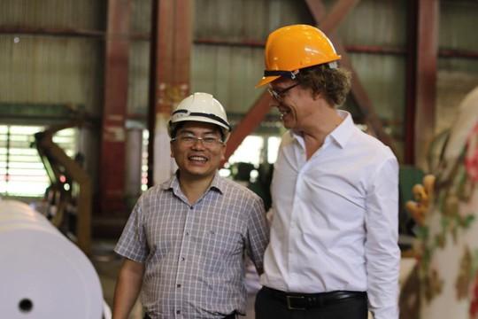Đại sứ Thuỵ Điển trải nghiệm với chuyến đi 1.750 km xuyên Việt - Ảnh 1.