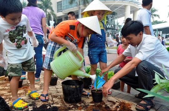 Ngày hội Nông trại xanh Phú Mỹ Hưng lần 2-2017 - Ảnh 4.