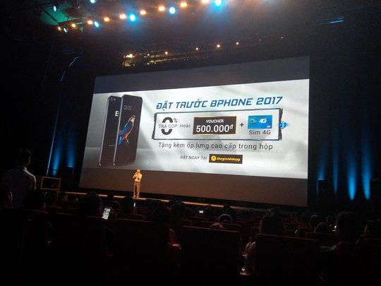 Bphone 2 ra mắt với một phiên bản Gold cao cấp sử dụng camera kép - Ảnh 4.