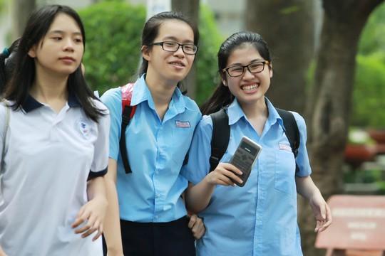 TP HCM công bố ban đầu về đăng ký nguyện vọng lớp 10 - Ảnh 1.