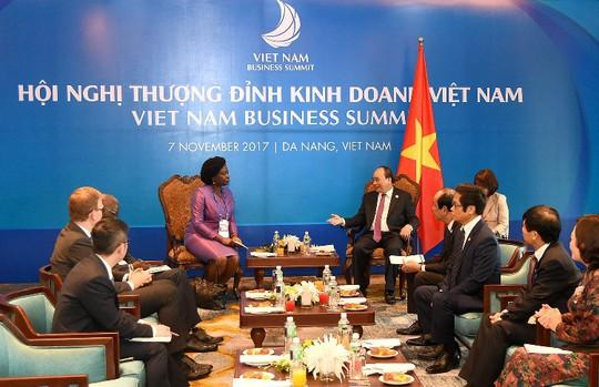 Thủ tướng mong Diễn đàn Kinh tế Thế giới làm nổi bật hình ảnh Việt Nam - Ảnh 3.