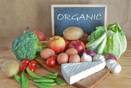Rất nhiều thực phẩm được quảng cáo là thực phẩm hữu cơ