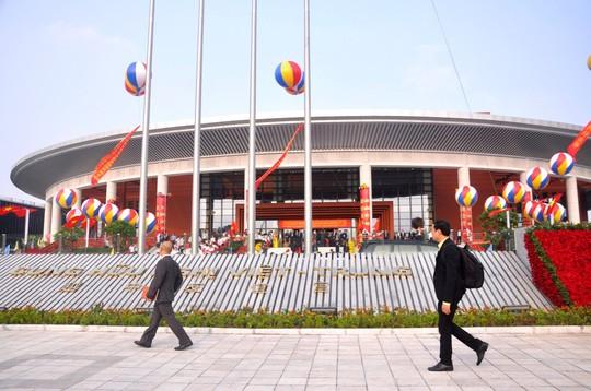 Tổng Bí thư, Chủ tịch Tập Cận Bình dự lễ khánh thành Cung hữu nghị Việt - Trung - Ảnh 8.
