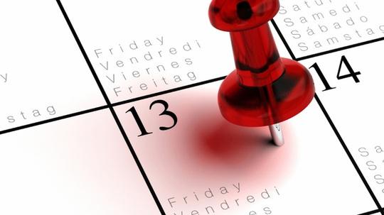 Vì sao thứ 6 ngày 13 lại là ngày xui xẻo? - Ảnh 1.