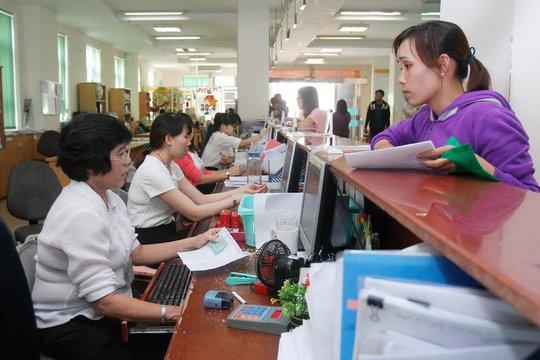 Từ 1-7, điều chỉnh mức đóng BHXH theo mức lương cơ sở mới - Ảnh 1.