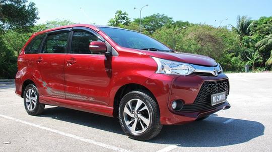 MPV giá rẻ Toyota Avanza sẽ ra mắt tại Việt Nam - Ảnh 1.