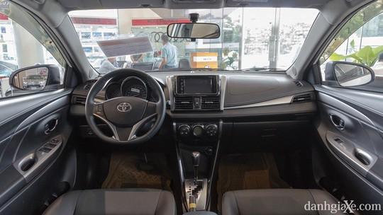 So sánh Honda City và Toyota Vios - Ảnh 7.