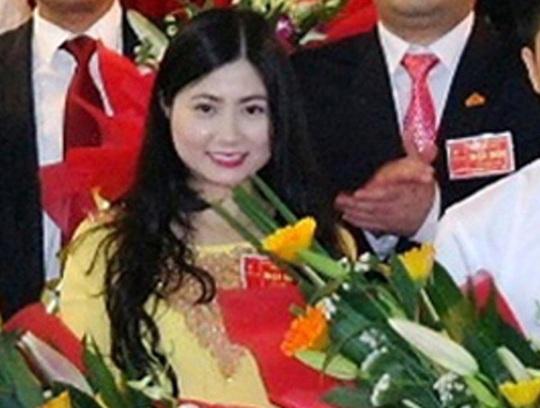 Từng có đơn tố cáo nặc danh bổ nhiệm bà Trần Vũ Quỳnh Anh