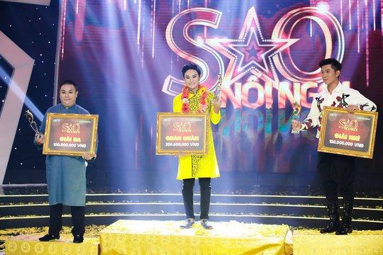 Lê Nguyễn Trường Giang giành ngôi quán quân Sao Nối Ngôi - Ảnh 3.