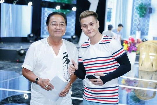 NSƯT Thanh Nam lần đầu tiên tham gia gameshow truyền hình - Ảnh 1.