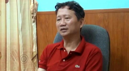 Trịnh Xuân Thanh khai nhận 14 tỉ đồng trong vali của Đinh Mạnh Thắng - Ảnh 1.
