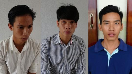 Cạy cửa, trộm kho hàng gần Công an tỉnh Long An - Ảnh 1.