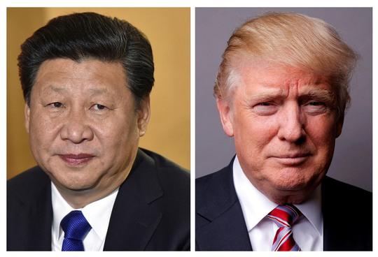 Hai lãnh đạo Mỹ - Trung sắp gặp nhau lần đầu kể từ khi ông Donald Trump nhậm chức tổng thống Mỹ Ảnh: REUTERS