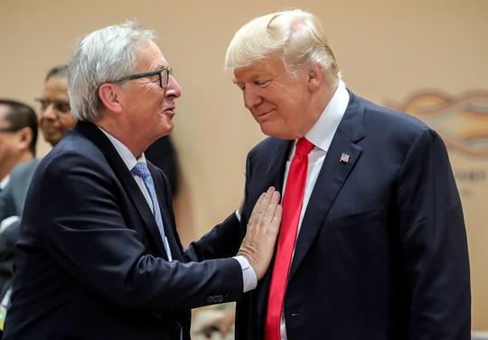EU cảnh báo lệnh trừng phạt Nga của Mỹ - Ảnh 1.
