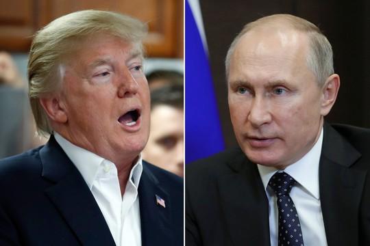 Nga phản ứng Mỹ đưa Triều Ti