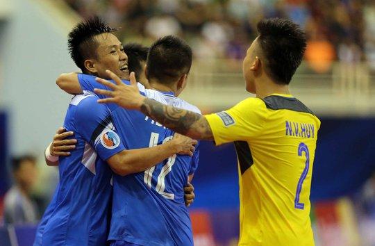 Thái Sơn Nam xuất sắc vào bán kết châu Á - Ảnh 2.
