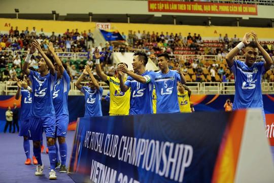 Thái Sơn Nam xuất sắc vào bán kết châu Á - Ảnh 3.