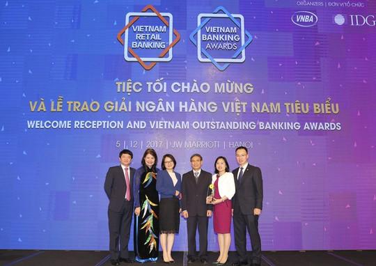 BIDV xuất sắc nhận giải Ngân hàng bán lẻ tiêu biểu nhất - Ảnh 1.