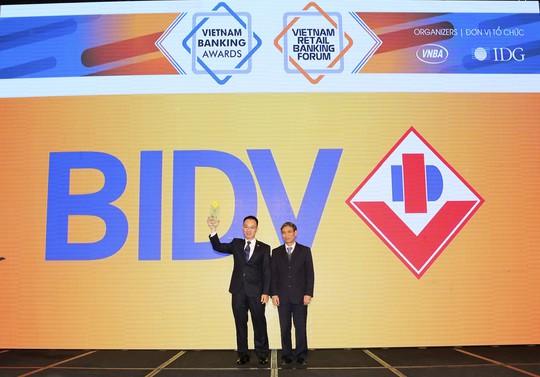 BIDV xuất sắc nhận giải Ngân hàng bán lẻ tiêu biểu nhất - Ảnh 2.